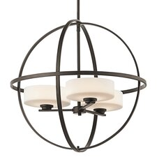 <strong>Kichler</strong> Olsay 3 Light Chandelier