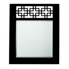 Fretwork Mirror
