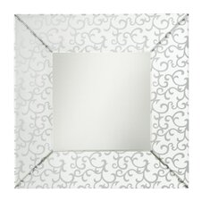 "35.5"" Mirror in Clear"