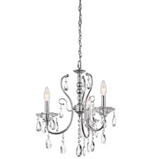 Jules 3 Light Chandelier