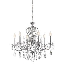 Jules 6 Light Chandelier
