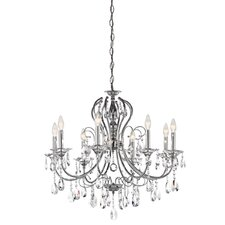 <strong>Kichler</strong> Jules 8 Light Chandelier