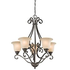 <strong>Kichler</strong> Camerena 5 Light Chandelier