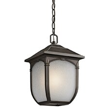 <strong>Kichler</strong> Lakeway 1 Light Outdoor Pendant