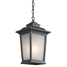 <strong>Kichler</strong> Weatherly 1 Light Outdoor Hanging Pendant