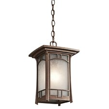 Soria 1 Light Outdoor Hanging Pendant