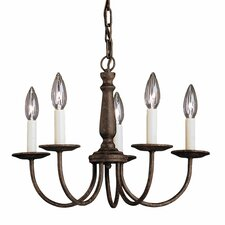 Salem 5 Light Chandelier