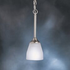 Ansonia 1 Light Mini Pendant