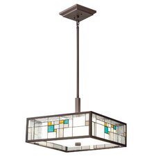 <strong>Kichler</strong> Caywood 4 Light Pendant
