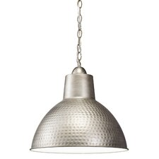 <strong>Kichler</strong> Westwood Missoula 1 Light Inverted Pendant