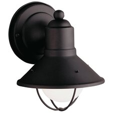 <strong>Kichler</strong> Seaside Outdoor Wall Lantern