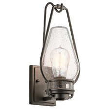 Hanford 1 Light Outdoor Wall Lantern