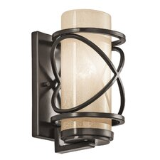Trafari 1 Light Outdoor Wall Lantern