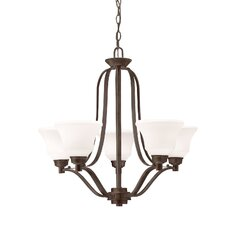 <strong>Kichler</strong> Langford 5 Light Chandelier