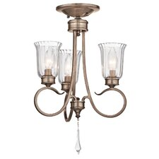Ladero 3 Light Chandelier