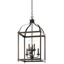 Larkin 6 Light Foyer Pendant