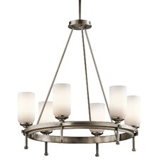 Ladero 5 Light Chandelier