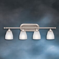 <strong>Kichler</strong> Ansonia 4 Light Vanity Light