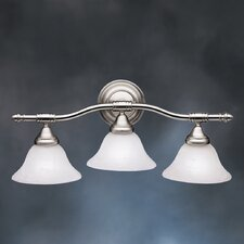 Broadview 3 Light Vanity Light