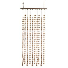 "79"" x 12"" Coconut Hanging Room Divider"