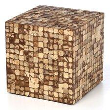 Cocoa Cube Ottoman