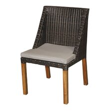 Swooped Side Chair