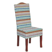 Funstripes Parsons Chair