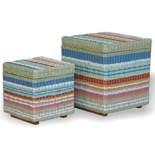 Funstripes Ottoman (Set of 2)