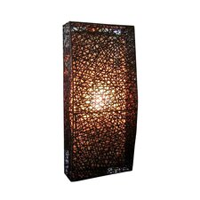 Dewi Medium 1 Light Wall Lamp