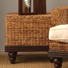 <strong>Jeffan</strong> Tropical Abaca Small Astor End Table