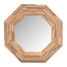Rosario Wood Mirror