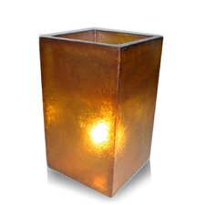 Labota Planter Table Lamp with Square Shade