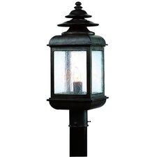 Adams 1 Light Post Lantern