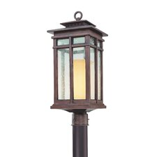 <strong>Troy Lighting</strong> Cottage Grove 1 Light Post Lantern