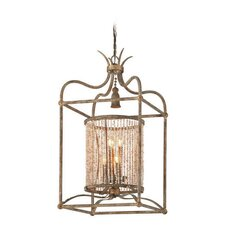 Madame Bardot 6 Light Foyer Pendant