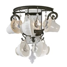 Barista 1 Light Wall Sconce