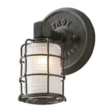 Mercantile 1 Light Vanity Light