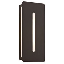 Dexter 8 Light Outdoor Wall Light