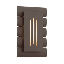 Dayton 8 Light Outdoor Wall Light