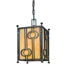 <strong>Troy Lighting</strong> Aberdeen 1 Light Hanging Lantern