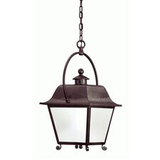 <strong>Troy Lighting</strong> Bristol 4 Light Hanging Lantern