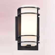 <strong>Troy Lighting</strong> Vibe 1 Light Wall Lantern