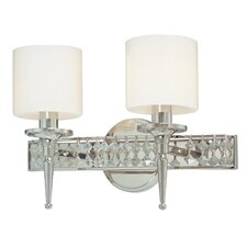Collins 2 Light Vanity Light