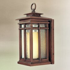 <strong>Troy Lighting</strong> Cottage Grove 1 Light Wall Lantern