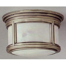 Highland Park 2 Light Flush Mount