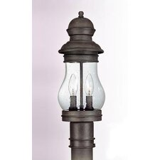 "Hyannis Port 2 Light 6.5"" Post Lantern"