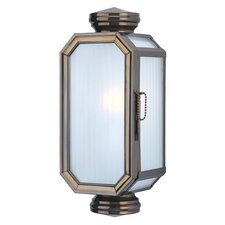 <strong>Troy Lighting</strong> Lexington 1 Light Wall Lantern