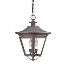 Oxford 2 Light Hanging Lantern