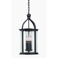 Scarsdale 3 Light Hanging Lantern
