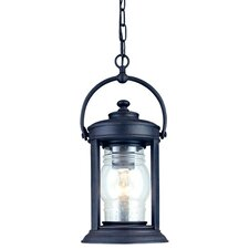 Station Square 1 Light Hanging Lantern
